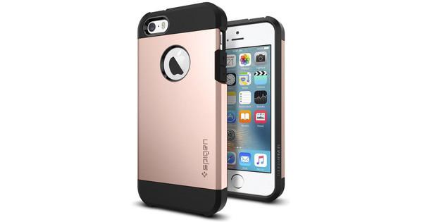 Spigen Tough Armor Apple iPhone 5/5S/SE Rose Gold
