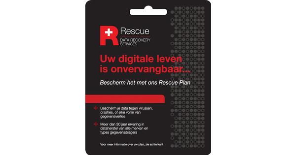 Seagate Rescue Card 3 jaar gegevensherstel