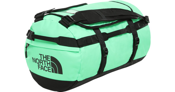 The North Face Base Camp Duffel S Chlorophyll Green / TNF Black
