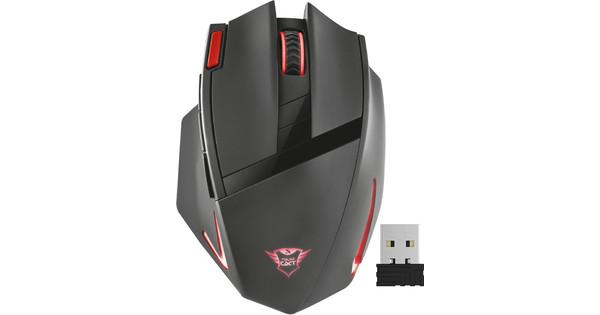 Trust GXT 4130 PITT Wireless Gaming Mouse