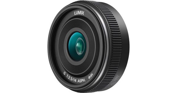 Panasonic Lumix G 14mm f/2.5 II ASPH Black