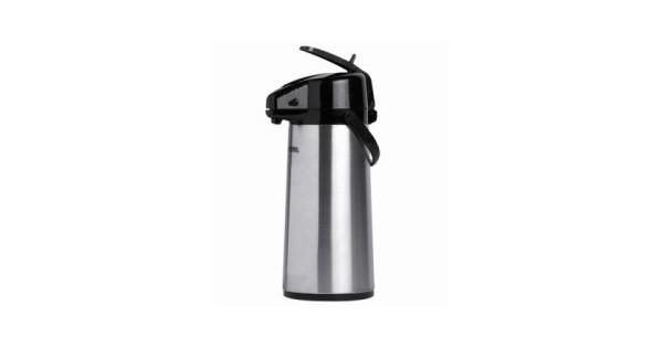 Thermos Pompkan 2,2 liter RVS