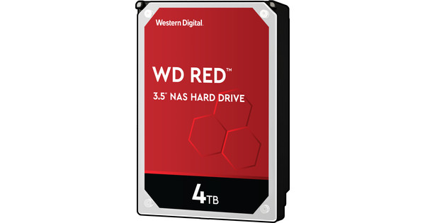 WD Red WD40EFAX 4TB