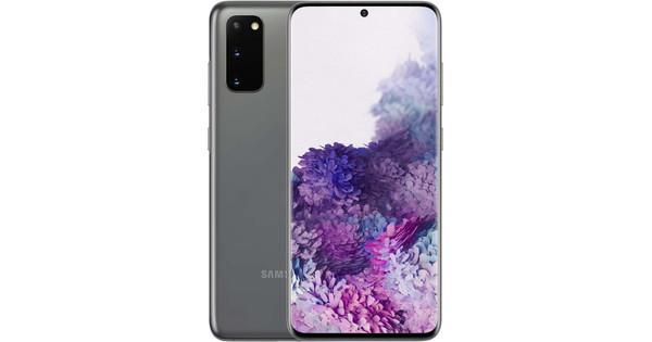 Samsung Galaxy S20 128GB Grijs 4G