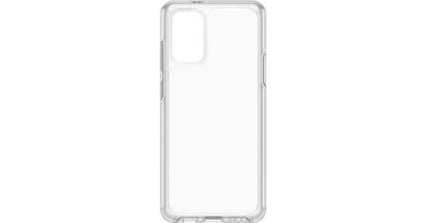 Otterbox Symmetry Clear Samsung Galaxy S20 Plus Back Cover Transparant