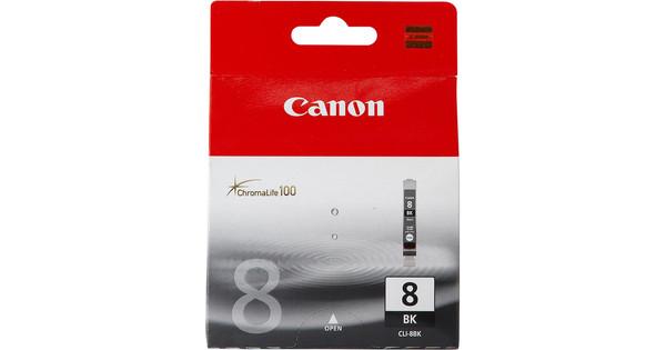 Canon CLI-8BK Black Ink Cartridge (zwart) (0620B001)