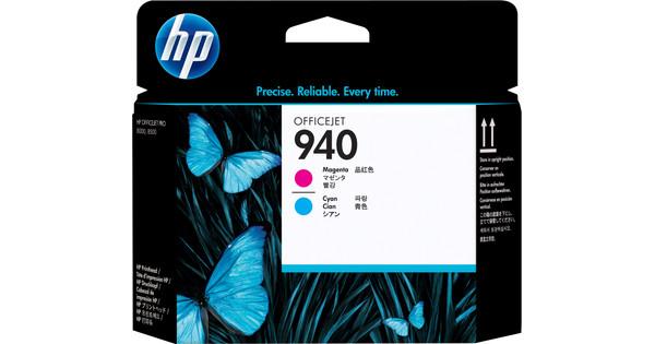 HP 940 Printheads Magenta and Cyan