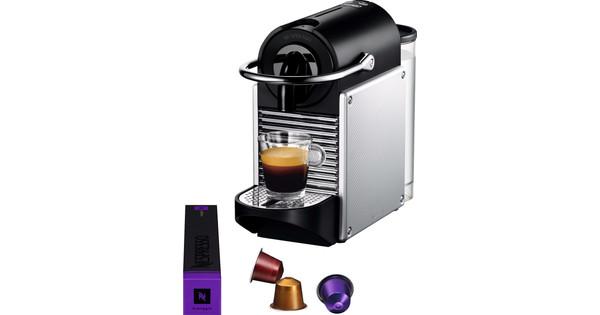 Magimix Nespresso Pixie M112-11322 Metal Grey
