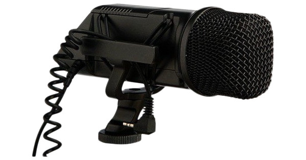 Red Stereo VideoMic