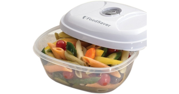 FoodSaver storage containers 3x0.7L