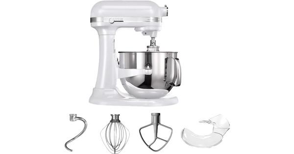 KitchenAid Artisan Mixer 5KSM7580XEFP Bowl-Lift Mother of Pearl