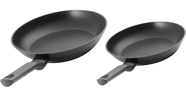 BK Easy Induction Frying Pan Set 24+28cm