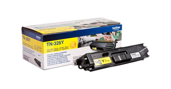 Brother TN-326Y Toner Yellow