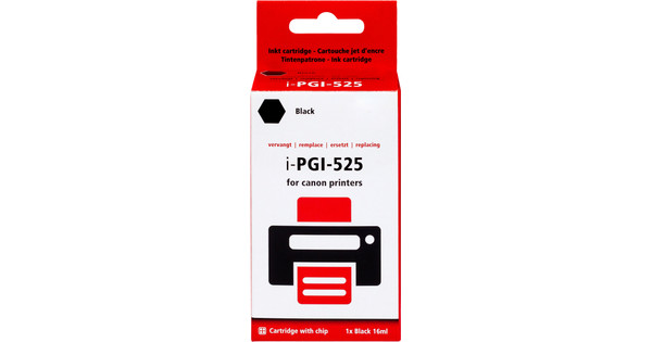 Pixeljet PGI-525 Black for Canon printers (4529B001)