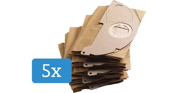 Karcher Dust bag for WD 2 / WD 2.200 / A 20xx (5 pieces)