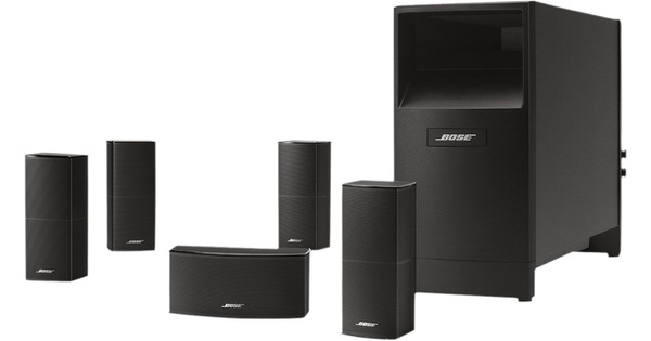 Bose Acoustimass 10 series V Black