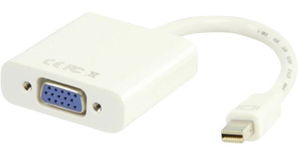 Valueline Mini-DisplayPort to VGA Adapter