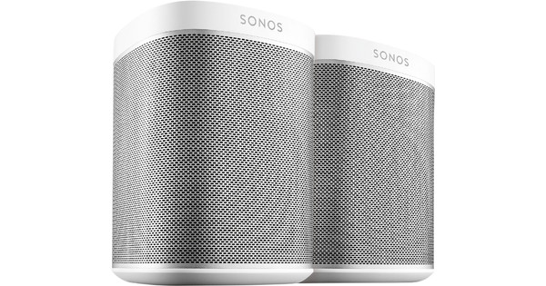 Sonos Play:1 White Duo Pack