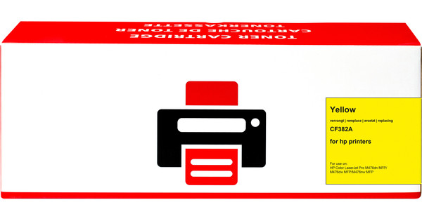 Pixeljet 312A Toner Geel