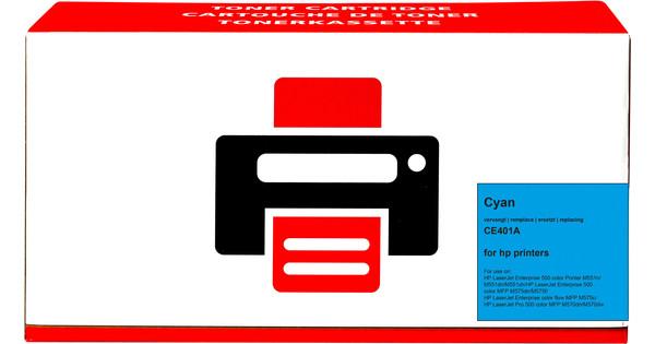 Pixeljet 507A Toner Cartridge Cyan