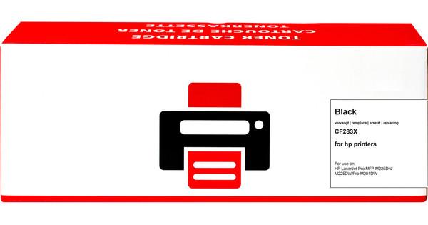 Pixeljet 83X Toner Zwart (Hoge Capaciteit)