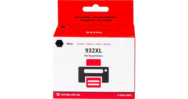 Pixeljet 932 Zwart XL voor HP printers (CN053AE)