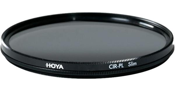 Hoya PL-CIR SLIM 37mm polarizing filter