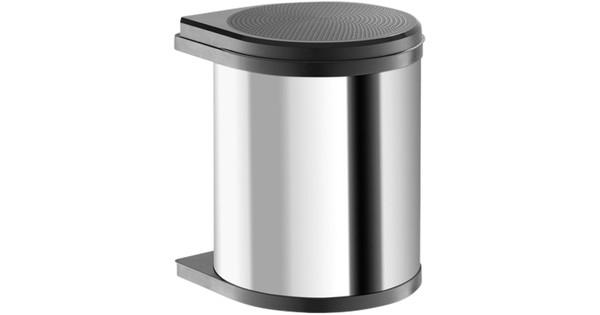 Hailo Mono 15 Liter RVS
