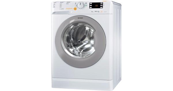 Indesit XWDE 861480X WSSS EU - 8/6kg