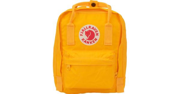 Fjällräven Kånken Mini Warm Yellow 7L - Kinderrugzak