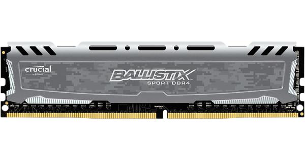 Crucial Ballistix Sport LT 8GB DDR4 DIMM 2400 MHz (1x8GB)