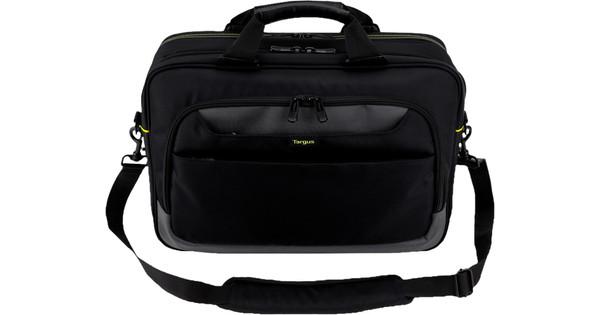 Targus City Gear 15,6'' Topload Laptoptas Zwart