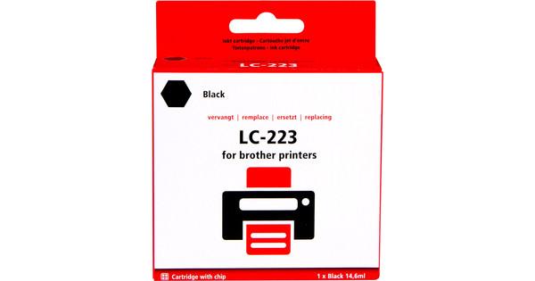 Pixeljet LC-223 Cartridge Zwart