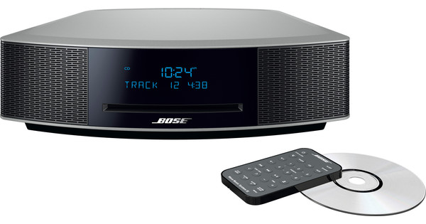 Bose Wave Music System IV Silver