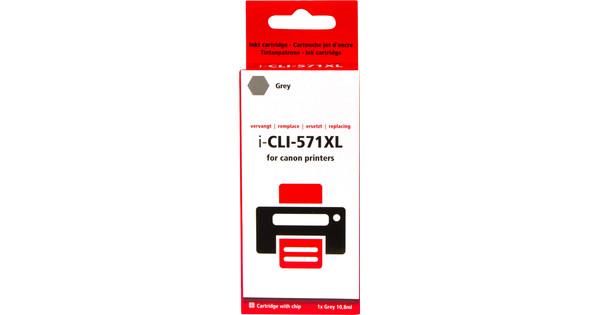 Pixeljet CLI-571XL Cartridge Grijs