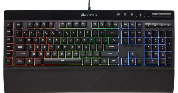 Corsair K55 RGB QWERTY