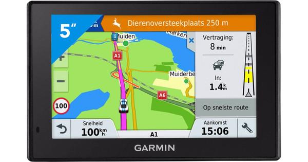 Garmin DriveAssist 51 LMT-S Europa