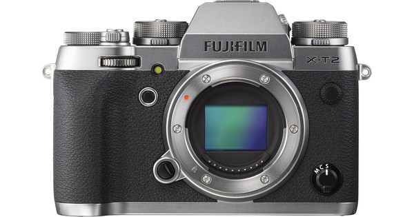 Fujifilm X-T2 Body Graphite Silver