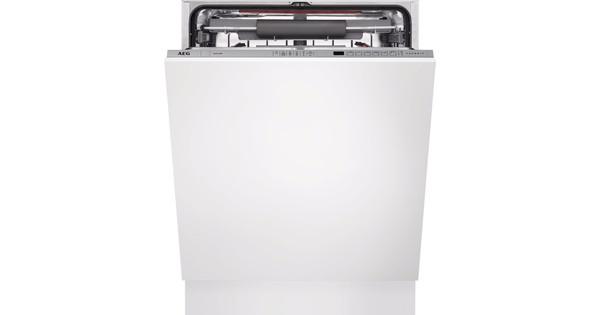 AEG FSE63700P / Inbouw / Volledig geintegreerd / Nishoogte 82 - 90 cm