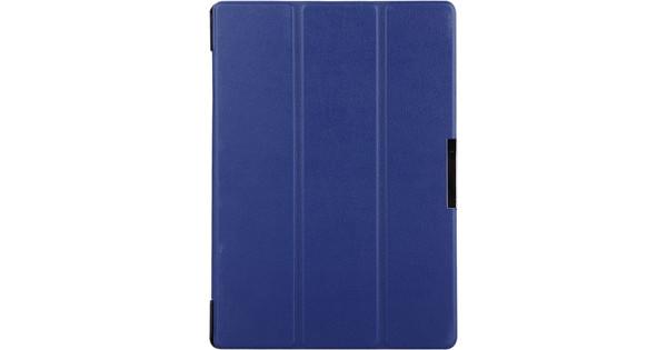 Just in Case Lenovo Tab 3 10-inch Smart Tri-Fold Case Blue