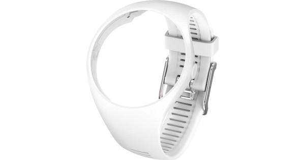 Polar M200 Plastic Wristband S / M - White