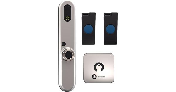 Invited Smart lock Basic 30/30 met Wandschakelaar