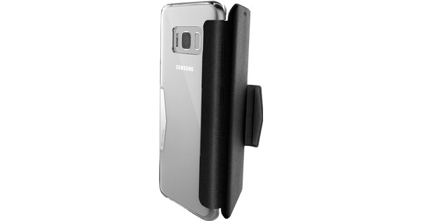X-Doria Engage Samsung Galaxy S8 Plus Book Case Black