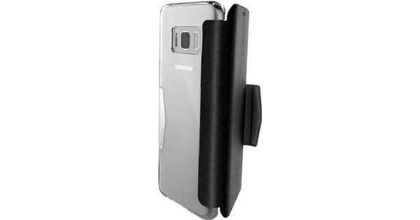 X-Doria Engage Samsung Galaxy S8 Plus Book Case Zwart