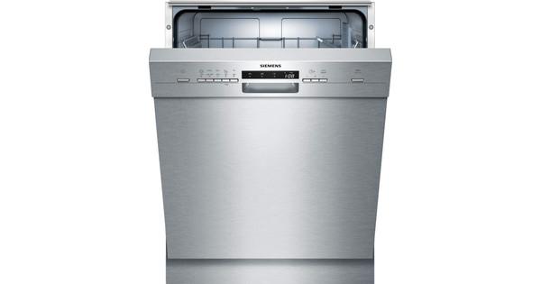 Siemens SN435S00AE / Inbouw / Onderbouw / Nishoogte 81,5 - 87,5 cm