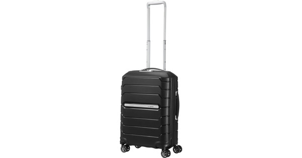 Samsonite Flux Expandable Spinner 55cm Black