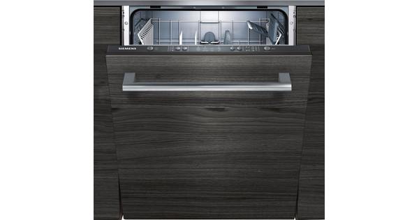 Siemens SN614X02AE / Inbouw / Volledig geïntegreerd / Nishoogte 81,5 - 87,5 cm