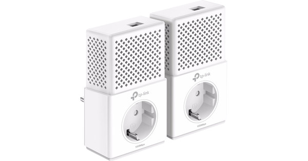 TP-Link TL-PA7010P No WiFi 1,000Mbps 2 adapters