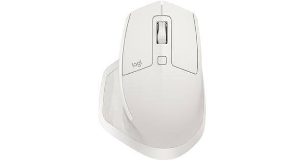Logitech MX Master 2S Wireless Mouse White