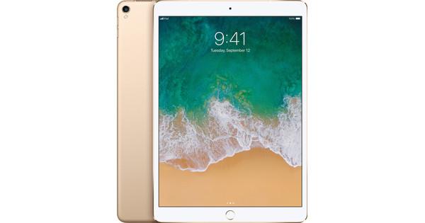 Apple iPad Pro 10,5 inch 512 GB Wifi + 4G Gold